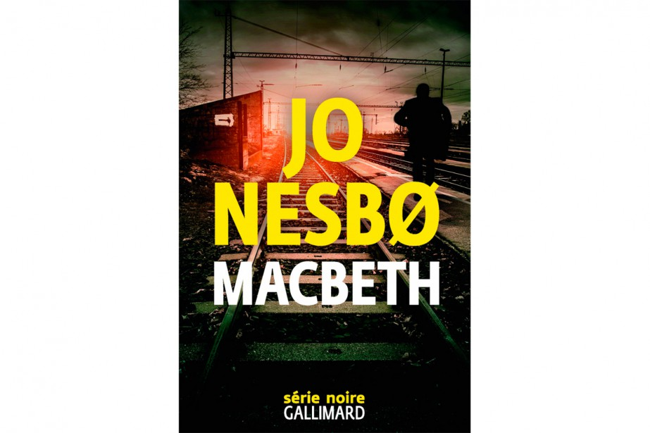 Macbeth, de Jo Nesbø... (Image fournie par Gallimard)