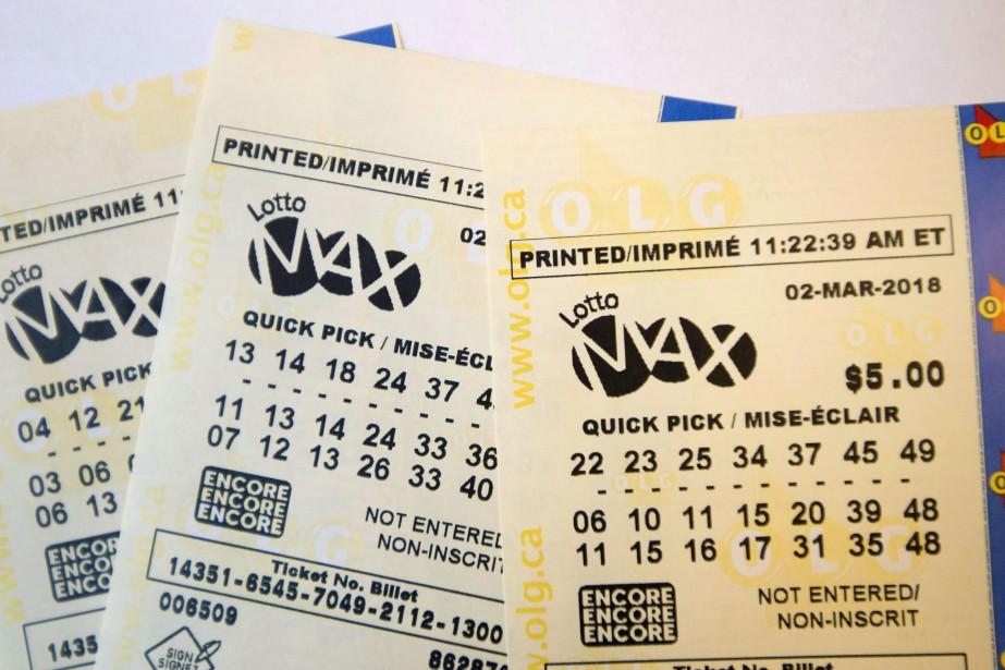 Pas moins de 23Maxmillions ont toutefois été remportés.... (PHOTO ARCHIVES LA PRESSE CANADIENNE)