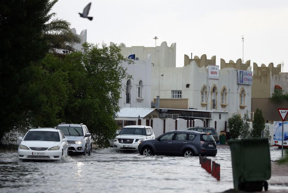 L'Autorité qatarie des travaux publics a conseillé aux... (Photo STRINGER, AFP)