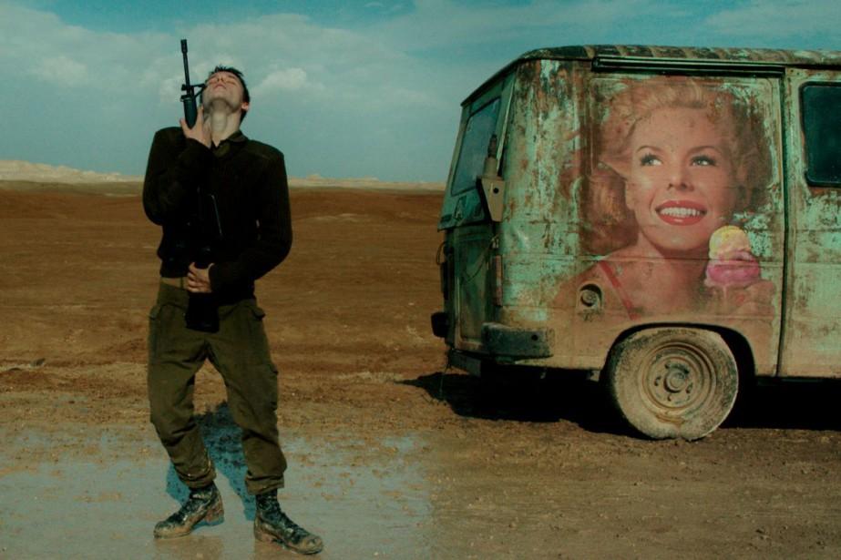 L'an dernier, le filmisraélienFoxtrot,lauréat du Lion d'argent à... (Photo tirée de imdb)