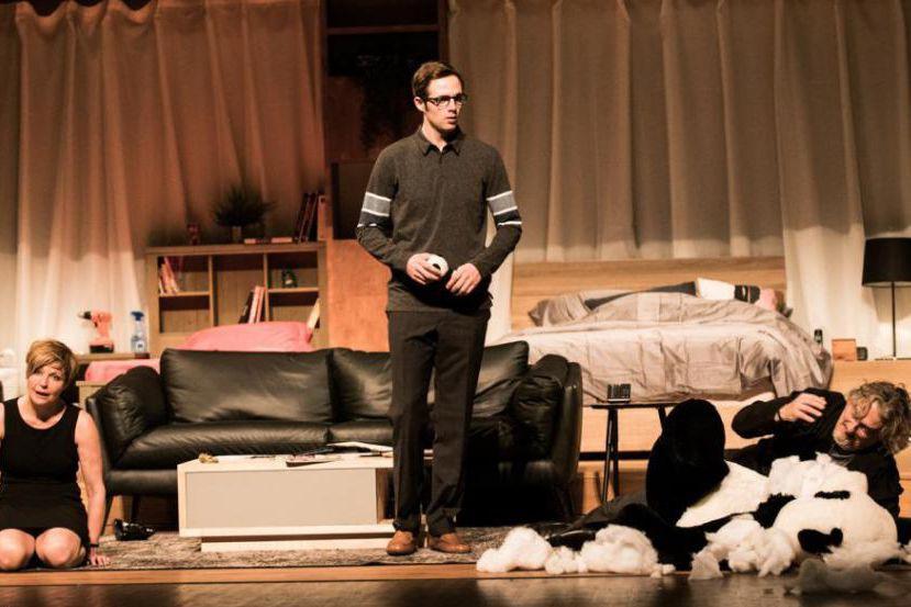 La pièce Tanguy sera présentée dans plusieurs villes... (Photo Laurence Labat, fournie par Tandem)