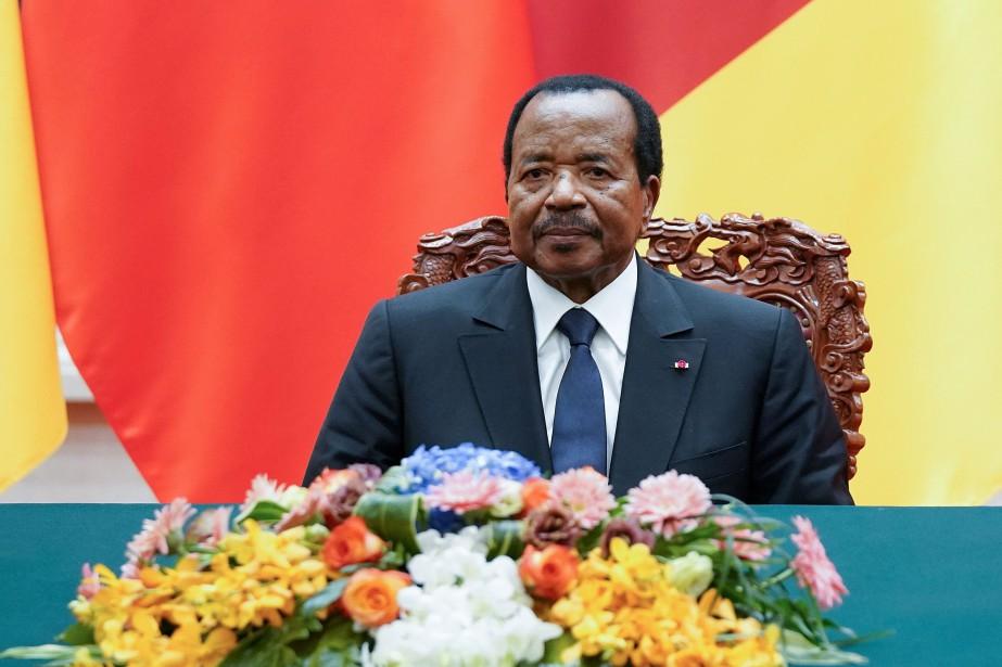 Depuis 1982, Paul Biya fait la pluie et... (Photo archives Reuters)