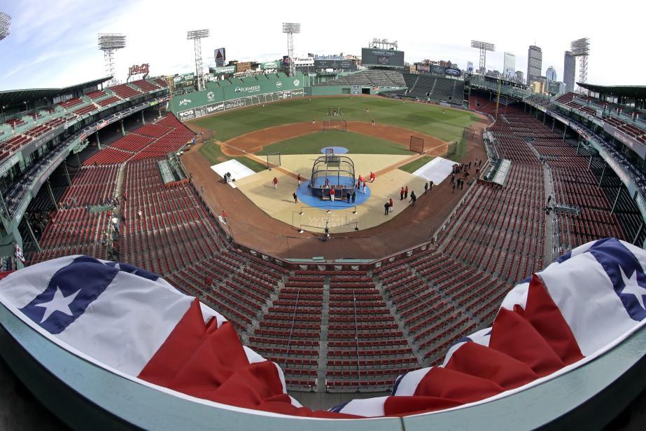 Le premier match de la Série mondiale aura... (Photo Elise Amendola, Associated Press)