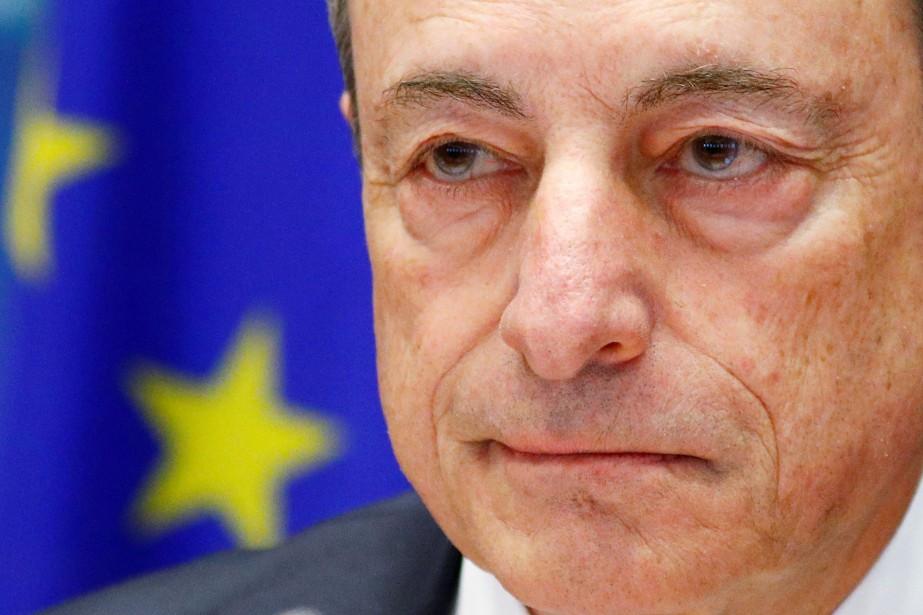 Fin septembre, le premier gardien de l'euro, Mario... (Photo Francois Lenoir, REUTERS)