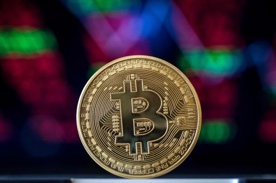 Le bitcoin ne s'échange pas sous forme de... (Photo JACK GUEZ, AFP)