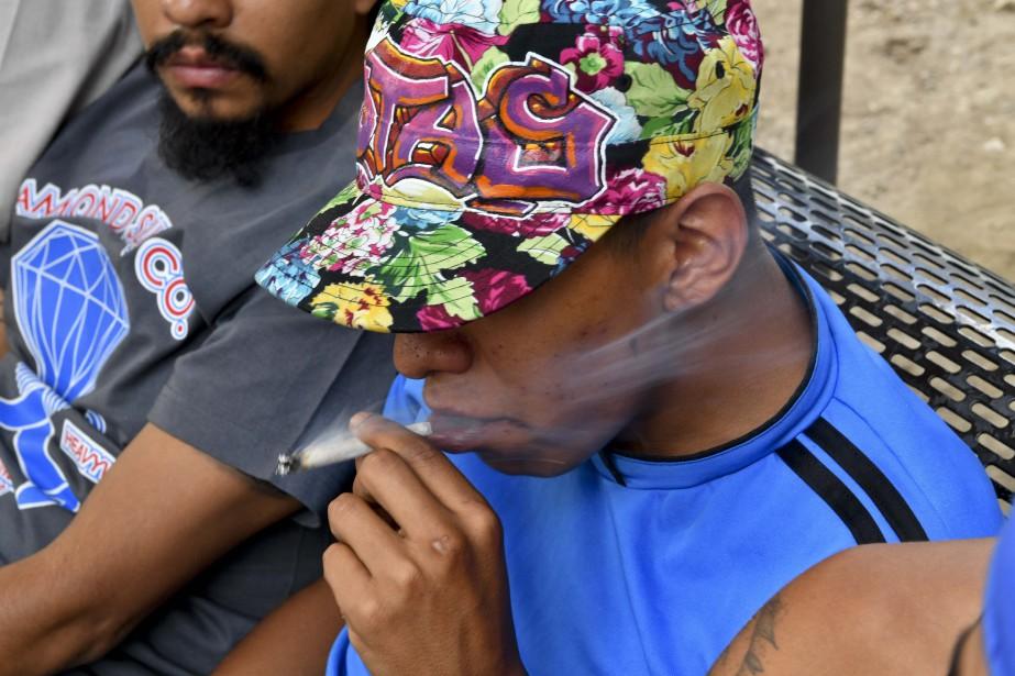 Gangréné par les cartels qui se disputent violemment... (Photo YURI CORTEZ, archives Agence France-Presse)