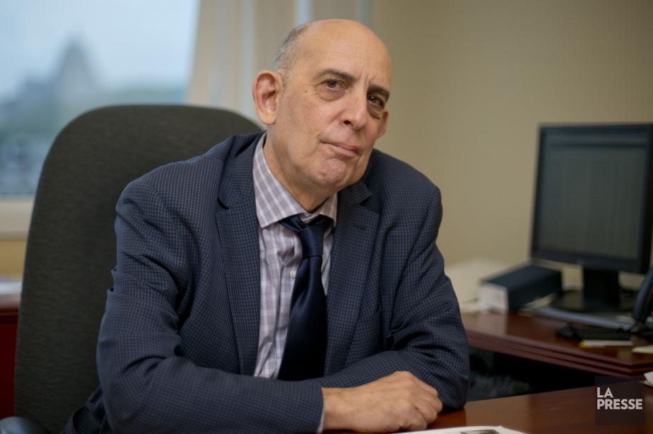 Le conseiller Marvin Rotrandavait présenté une motion au... (Photo David Boily, archives La Presse)