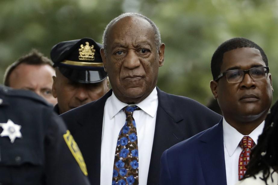 Bill Cosby purge actuellement une peine de trois... (Photo Matt Slocum, archives AP)