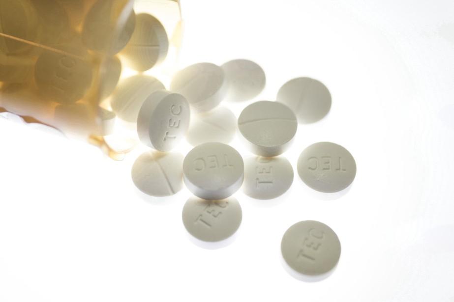 La lutte contre l'épidémie d'opioïdes est l'un des... (PHOTO PC)