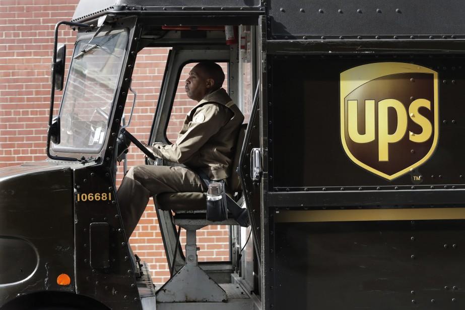 UPS indique avoir observé un «ramollissement» de la... (Photo Mark Lennihan, AP)