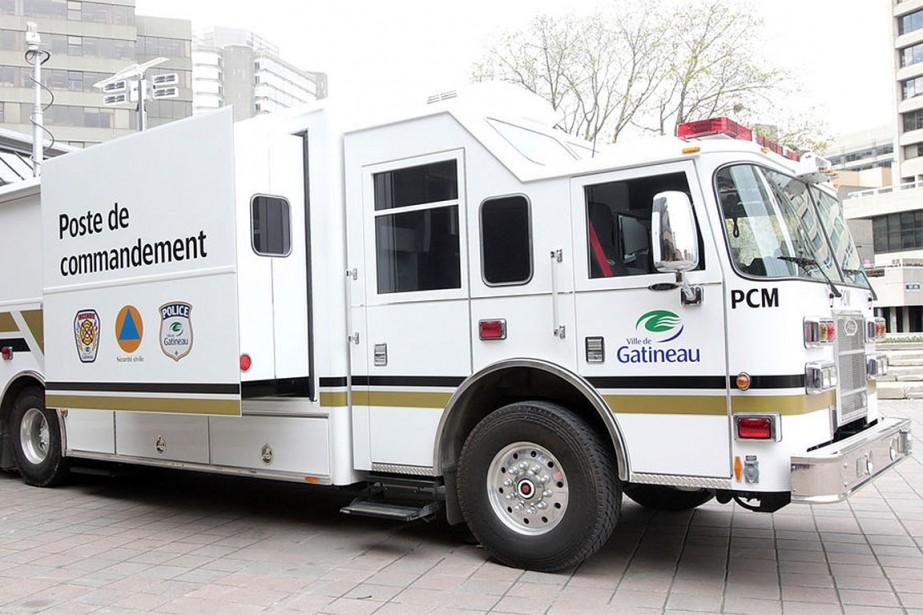 Le Service de police de la Ville de Gatineau (SPVG)... (archives Le Droit)