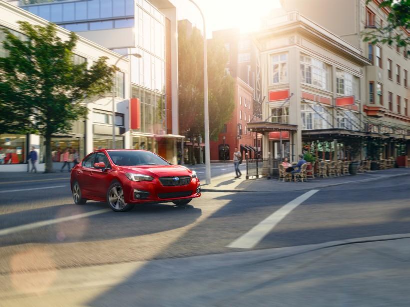 Subaru Impreza (PHOTO SUBARU)