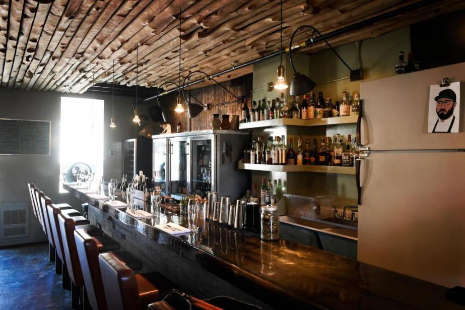 Le restaurant Manitoba vous invite à raconter votre... (Photo Bernard Brault, archives La Presse)