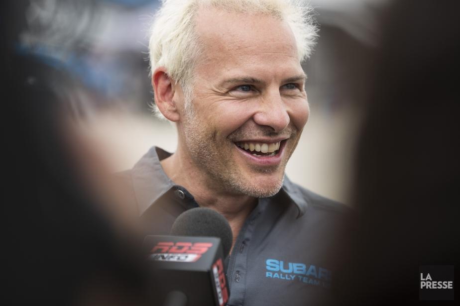Jacques Villeneuve a son Top-5 personnel des plus... (Photo hugo-sébastien aubert, la presse)