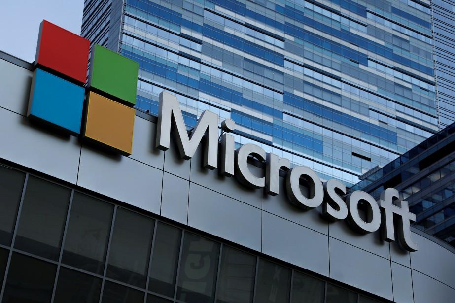 Le groupe Microsoft a fait mieux que... (Photo Mike Blake, archives REUTERS)