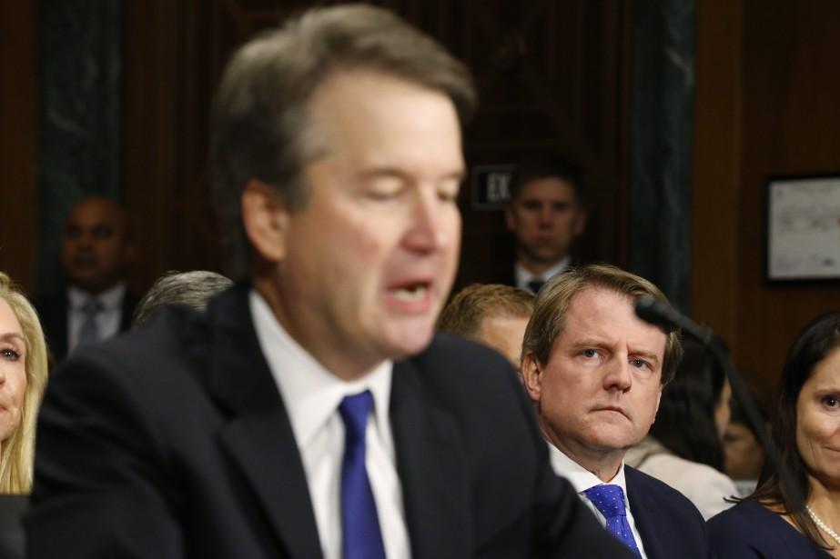 Tous ces juges ont été retenus pour leurs... (PHOTO AP)