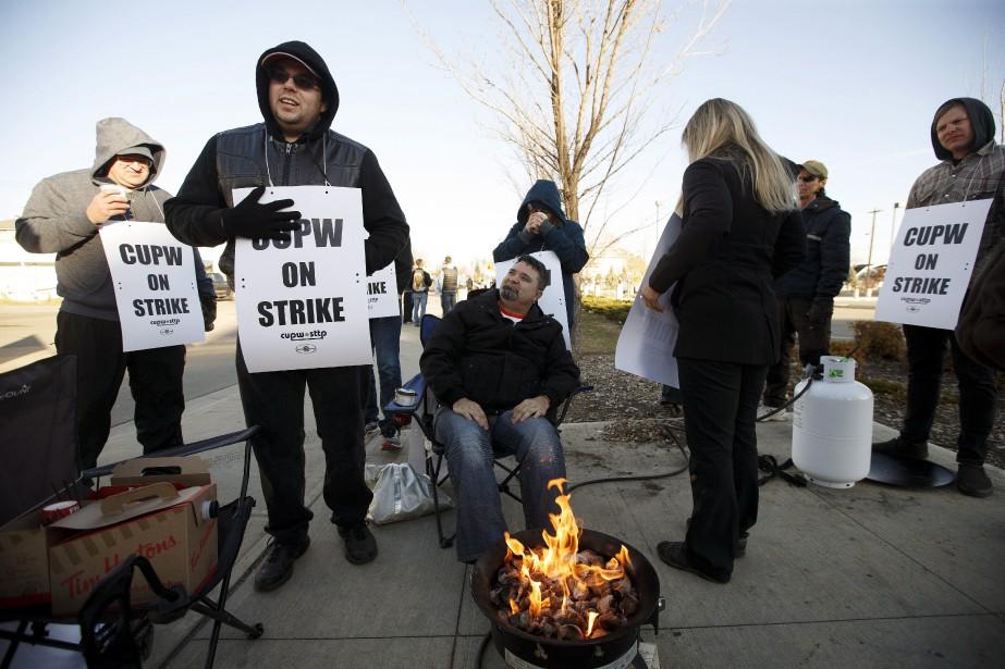Le STTP, qui représente 50000 employés, a déclaré... (PHOTO PC)