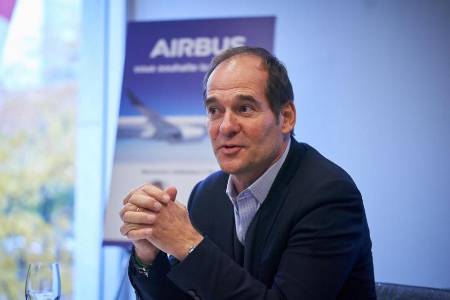 Philippe Balducchi, président et directeur général du partenariat... (Photo André Pichette, La Presse)