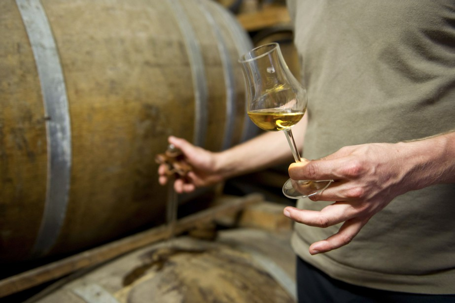Le cognac, dont les ventes bondissent depuis quatre... (Photo archives Reuters)