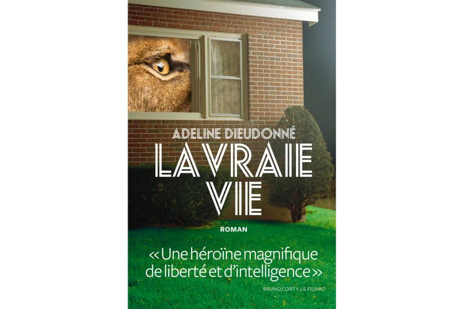 La vraie vie,d'Adeline Dieudonné... (Photo fournie par L'iconoclaste)
