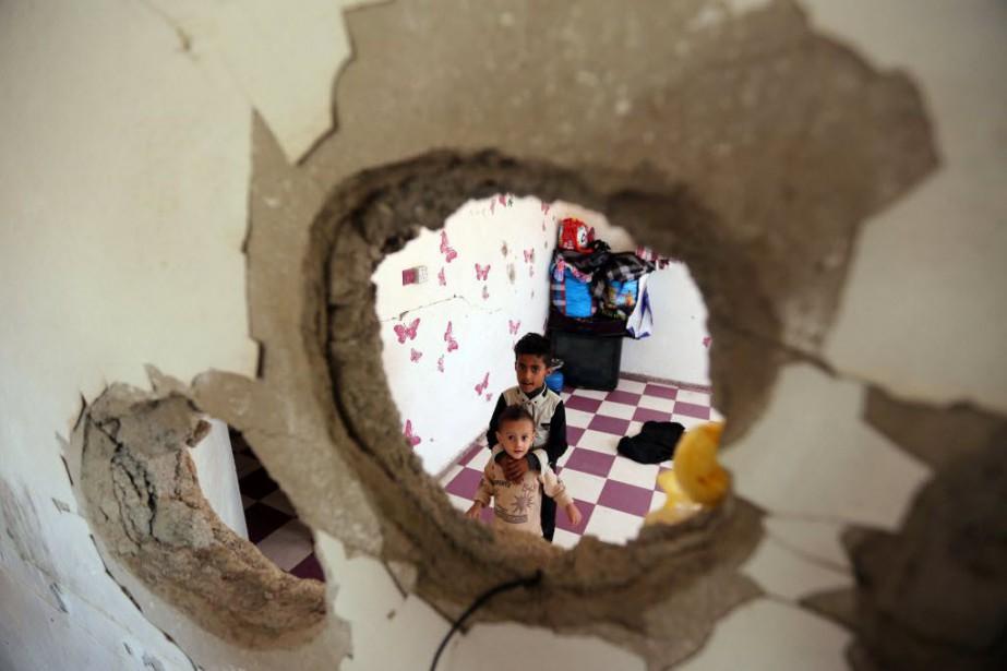 Depuis mars2015, le conflit au Yémen a fait... (Photo AHMAD AL-BASHA, Agence France-Presse)