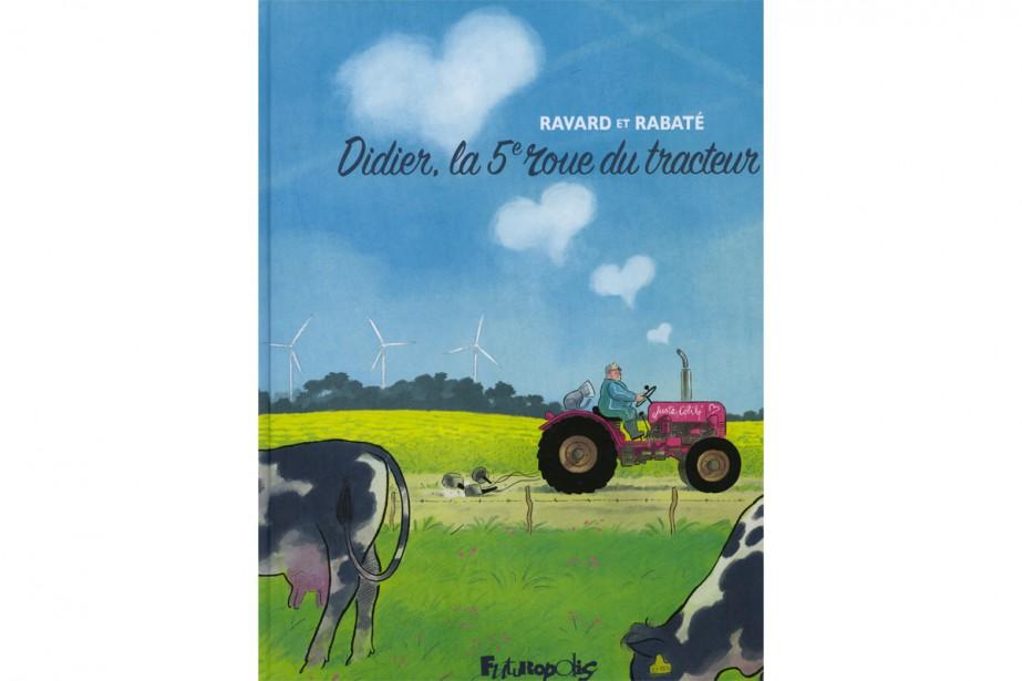 Didier, la 5e roue du tracteur, de François... (Image fournie par Futuropolis)
