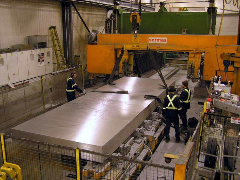 Près de 95% des revenus de PCP Aluminium,... (Photo fournie par PCP Aluminium)