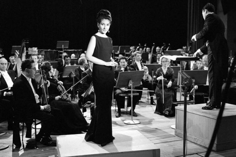 Scène de Maria by Callas... (Photo fournie par Sony Classics)
