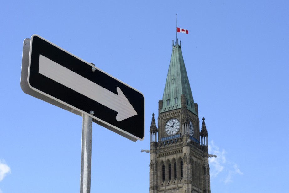Dans son budget de février, le gouvernement libéral... (Photo Justin Tang, archives La Presse canadienne)