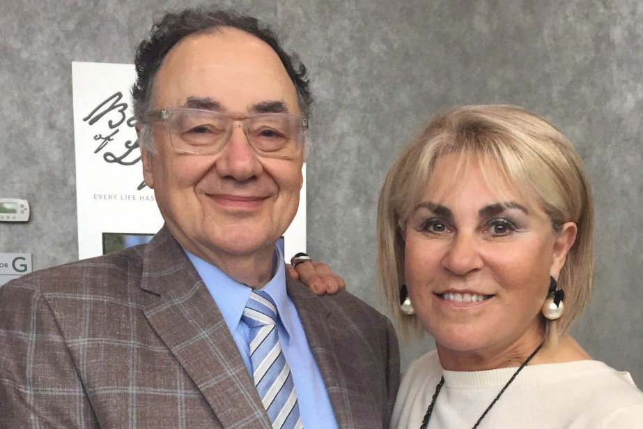 Barry et Honey Sherman ont été retrouvés morts... (Photo archives La Presse canadienne)