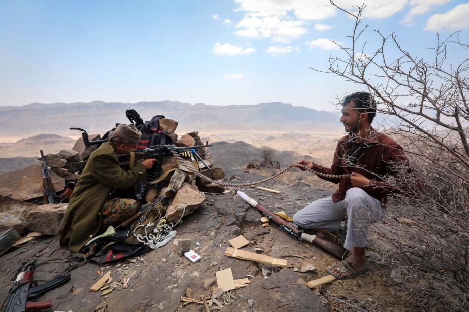 Oxfam souligne que 575 civils, dont 136 enfants,... (PHOTO ARCHIVES AFP)