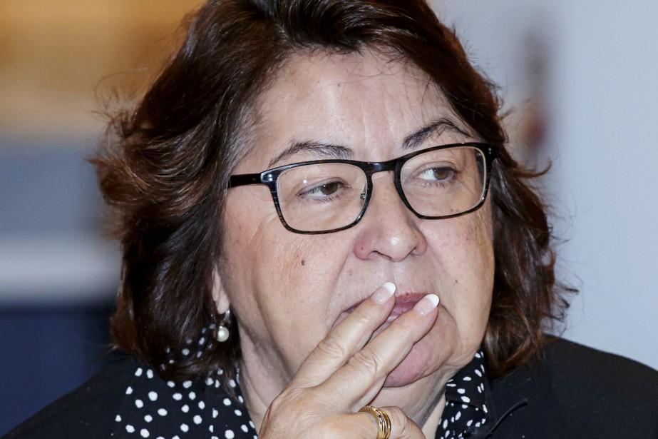 En entrevue à LaPresse canadienne jeudi, la députée... (Photo Alain Roberge, archives La Presse)