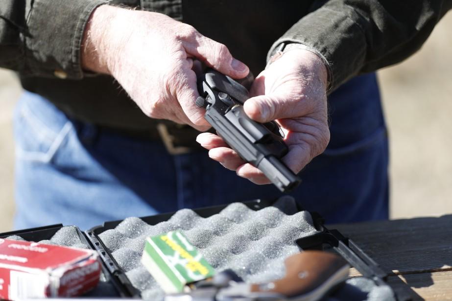 Le Bureau du contrôle des armes... (Photo Martin Chamberland, archives La Presse)