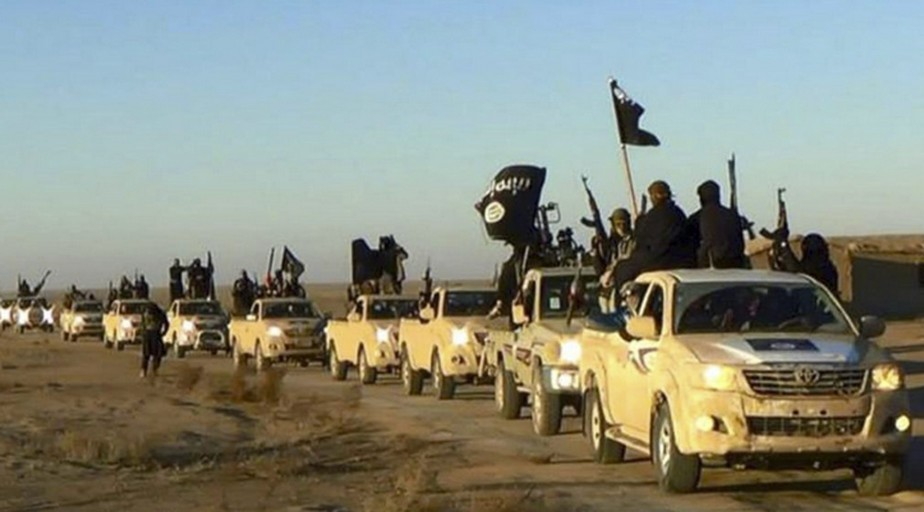 Le groupe armé État islamique a revendiqué ces... (PHOTO ARCHIVES AP)