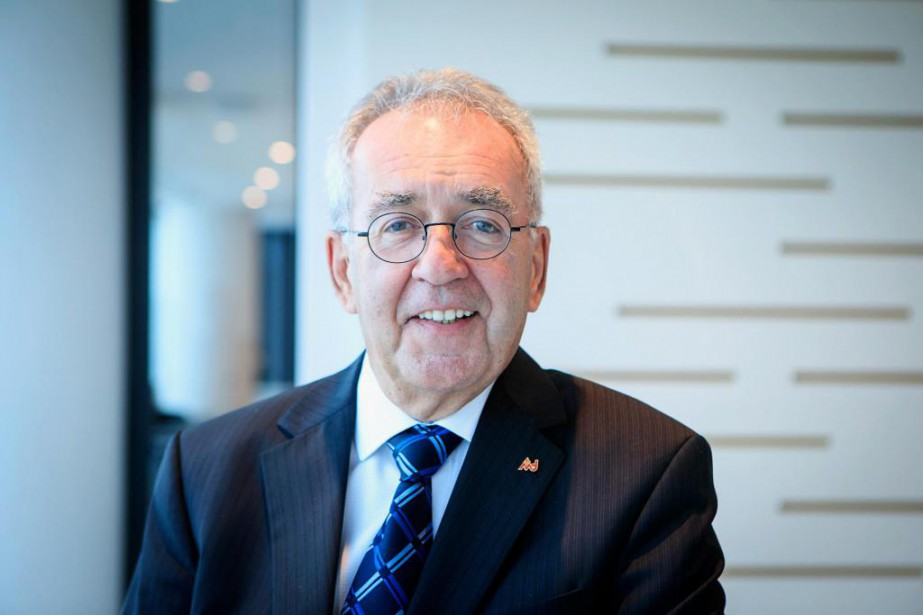 Le DrMauril Gaudreault,président du Collège des médecins... (Photo AlainRoberge, La Presse)