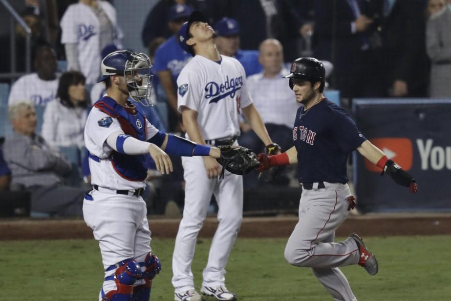 Les deux équipes se retrouveront dimanche soir pour... (Photo Elise Amendola, Associated Press)