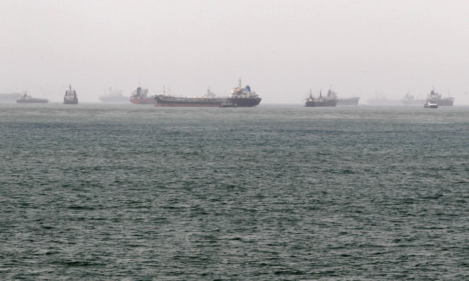 Le port Lagos, dans le zone de l'Apapa,... (Photo Afolabi Sotunde, archives REUTERS)
