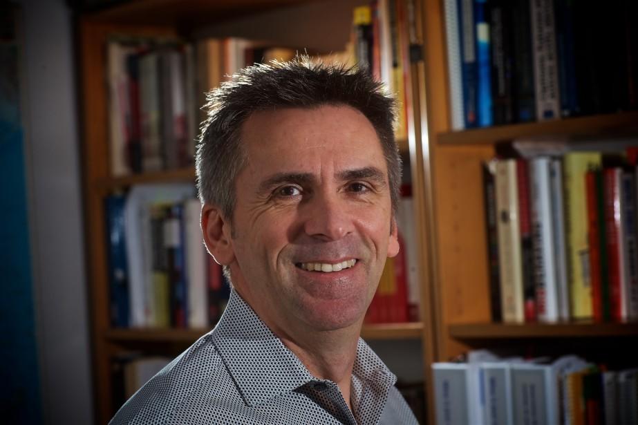 Denis Preston, formateur indépendant en planification financière.... (La Presse Andre Pichette)