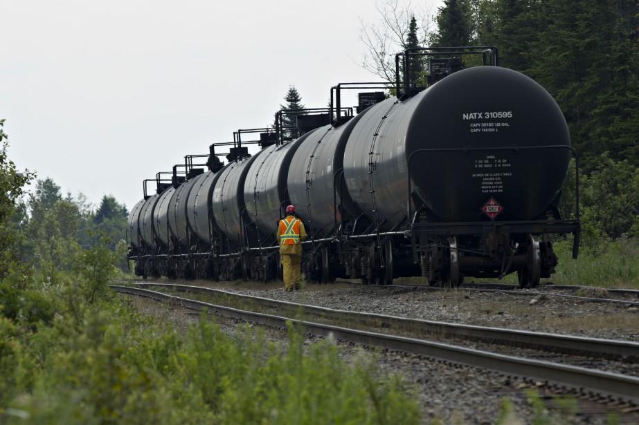 Le BST avait fait des prélèvements de pétrole... (Photo OlivierJean, archives La Presse)