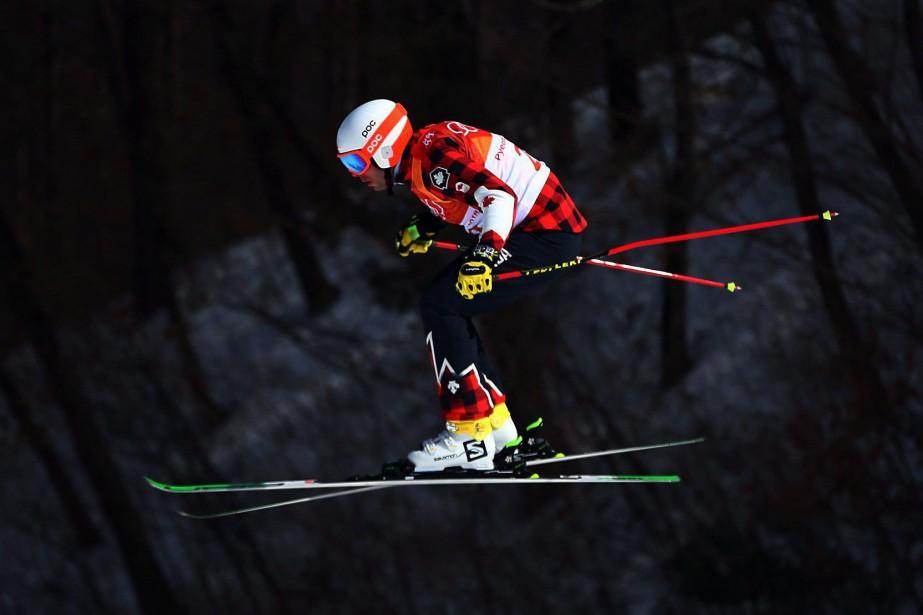 Dave Duncan, double médaillé des X Games d'hiver,... (Photo Vaughn Ridley, archives La Presse canadienne)