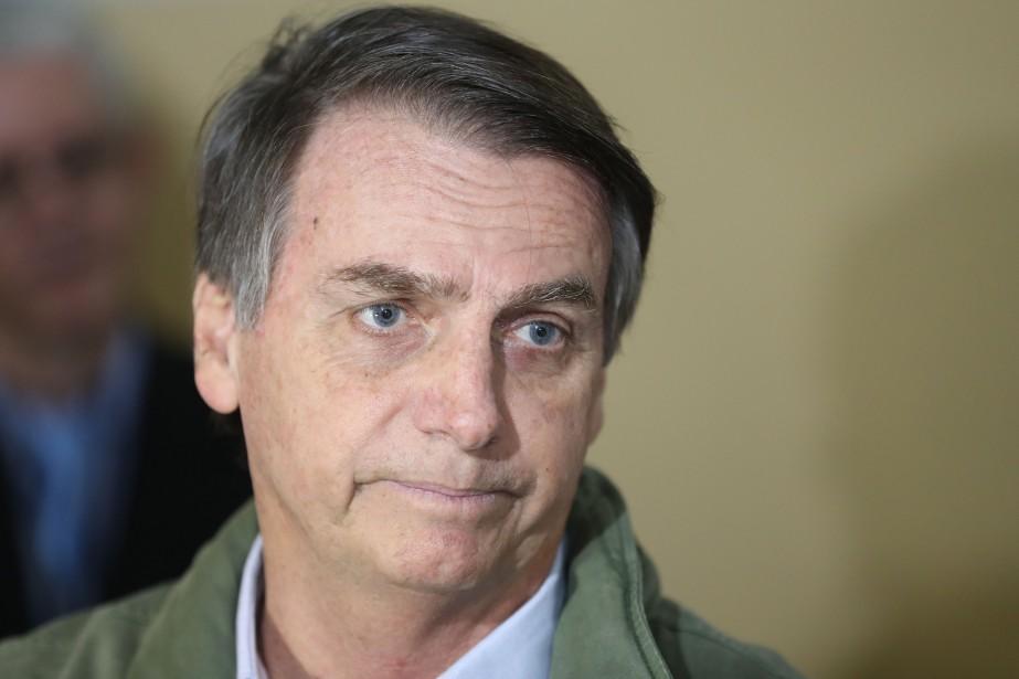 Le successeur du très impopulaire MichelTemer entend redéfinir... (Photo RICARDO MORAES, AFP)