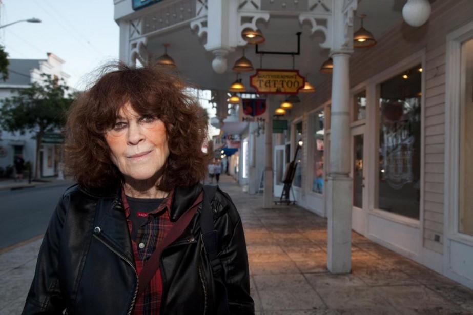 L'écrivaine Marie-ClaireBlais... (PHOTO CarolTedesco, Archives La Presse)