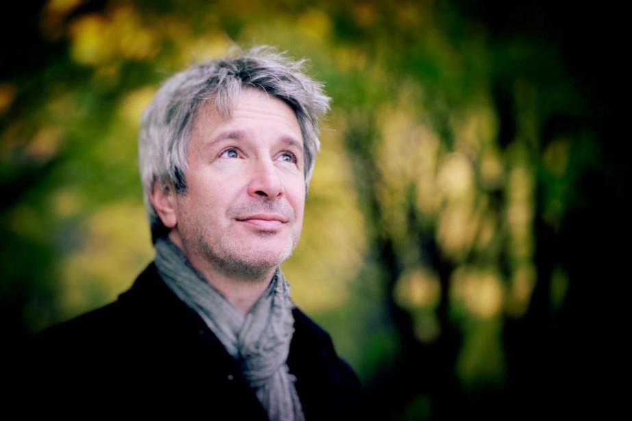 Éric Vuillard a remporté le prix Goncourt l'an... (Photo Bernard Brault, La Presse)