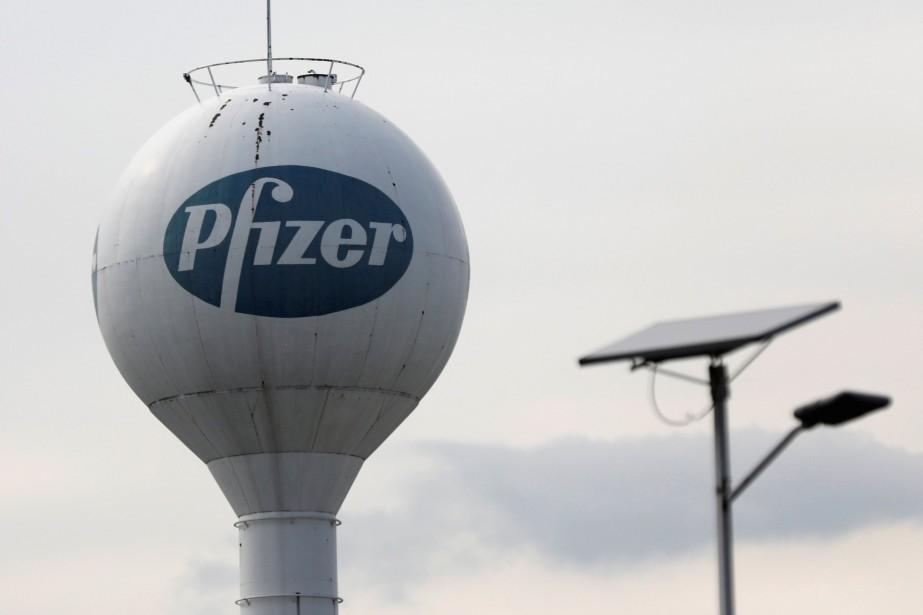 Pfizer a réduit ses prévisions et vise maintenant... (Photo EDGARD GARRIDO, REUTERS)