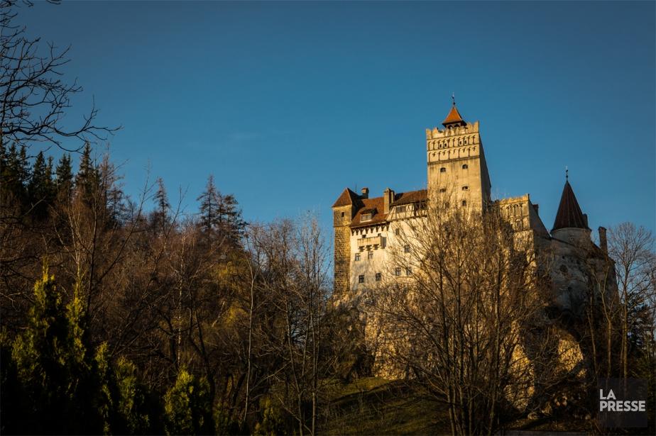 Le château est situé au coeur de la... (PHOTO OLIVIER PONTBRIAND, ARCHIVES LA PRESSE)