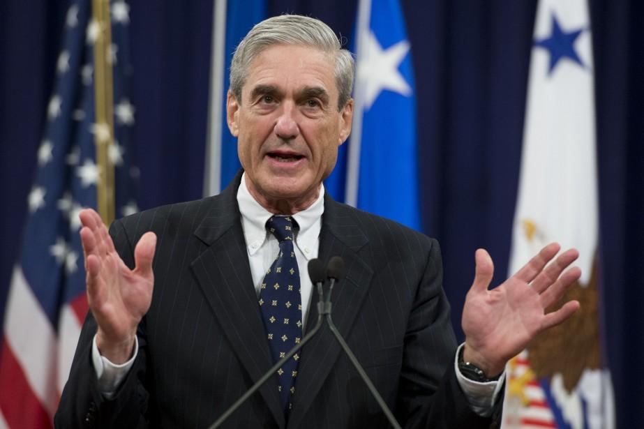 Ancien directeur du FBI, Robert Mueller a été... (Photo SAUL LOEB, archives Agence France-Presse)