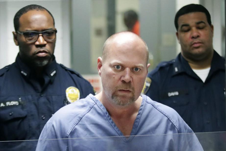 Le tireur présumé, Gregory Bush, qui aurait dit... (Photo Scott Utterback, AP)