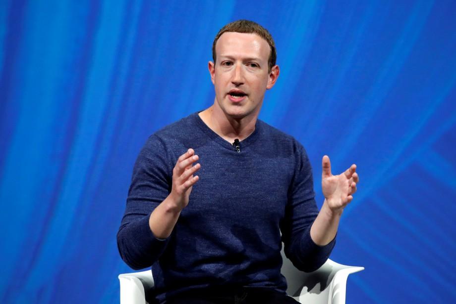 Premier défi de Facebook, les gens aiment de... (Photo Charles Platiau, archives REUTERS)