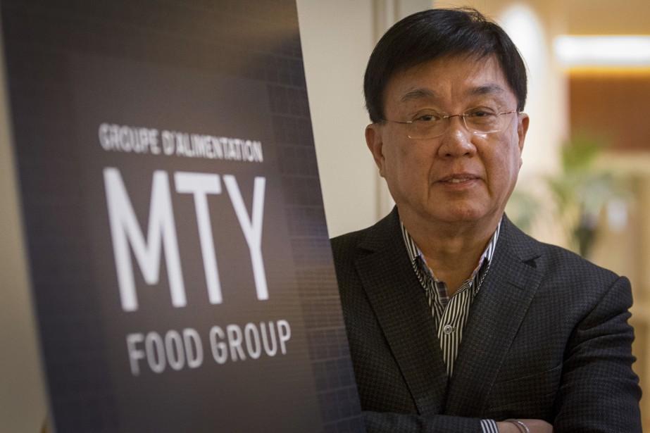 Stanley MA, PDG de MTY... (La Presse)