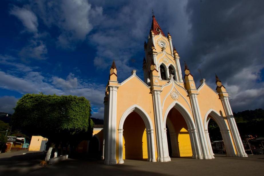 Guatemala... (Photo Martin Chamberland, La Presse)